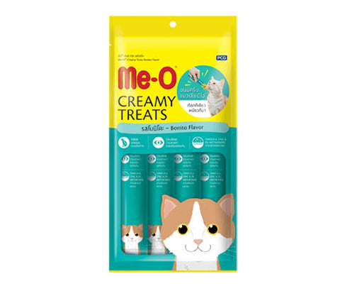 Me-O Creamy Treats - Salmon Flavour