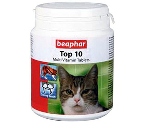 Beaphar Top 10 - Cat 100G