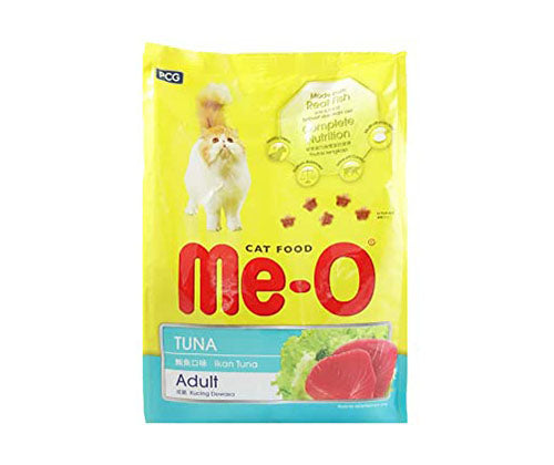 Me-O Tuna Flavored Cat Food 1.2Kg