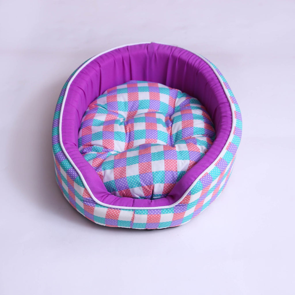 Embark Multi-Coloured Dog Bed (36x27cm)