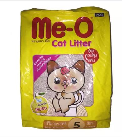 Me-O cat litter (Bentonite) 5L