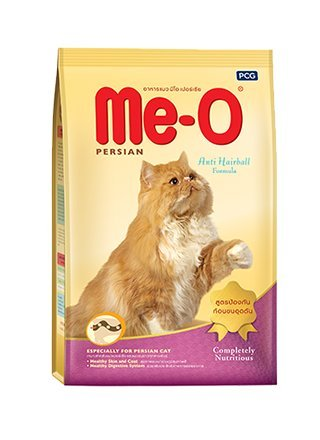 Me-O Cat Food For Persian Cats - 450g