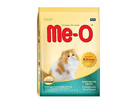 Me-O Cat Food For Persian Kitten 450g