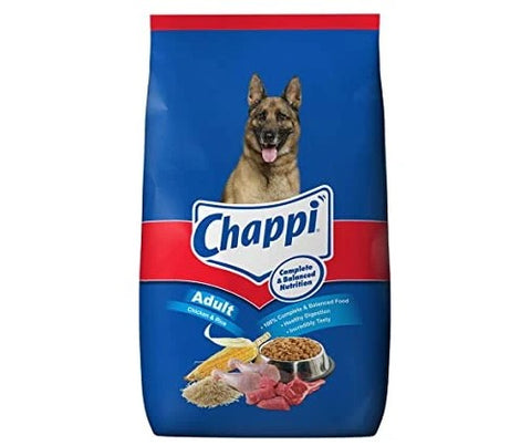 Pedigree Dry Chappi Chicken & Rice 20KG