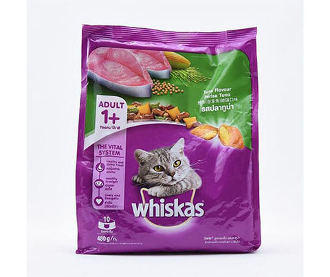 Whiskas Tuna 480G - Adult Cat