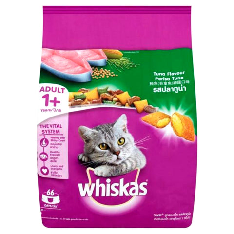 Whiskas Tuna 1.2KG - Adult Cat
