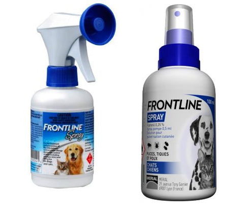 Frontline Spray Flea & Tick Treatment 100ml