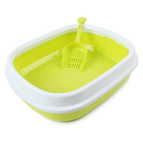 Cat Litter Tray Basin - Medium