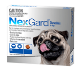 NexGard Flea & Tick Treatment for Large Dogs 1x3Tb