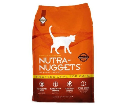 Super Premium Nutra Nugget for Cat Professional 3kg