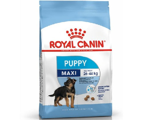 Royal Canin Maxi 4Kg - Puppy
