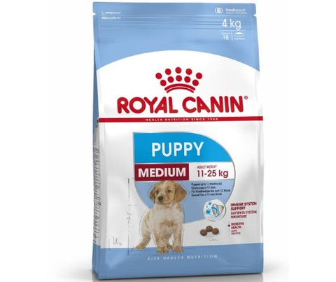 Royal Canin Medium 4Kg - Puppy