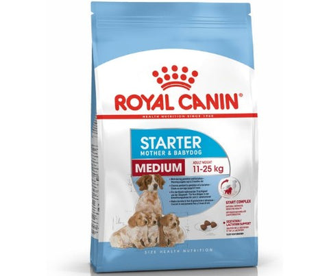 Royal Canin Medium Starter - Mother and Puppy