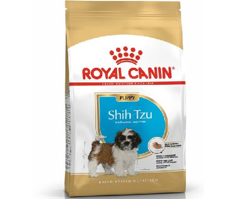 Royal Canin Dry Food 1.5Kg - Shih Tzu Puppy