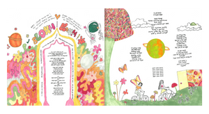 'LUCID' COLORING BOOK