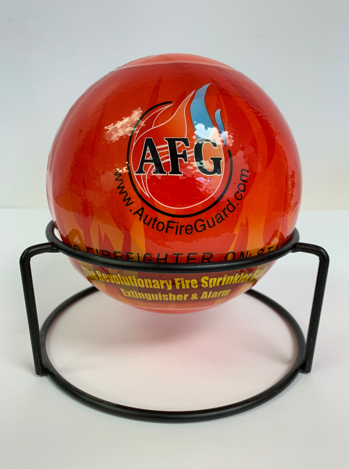 AFG Fireball, Traditional, in black stand, version 1, product photo 1