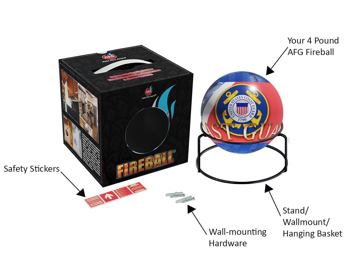 AFG FIREBALL-NAVY | whats included | www.quoradistribution.com