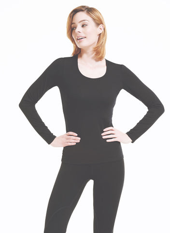 ann long sleeve top (reg. price $65.00 Final Sale price $46.00)