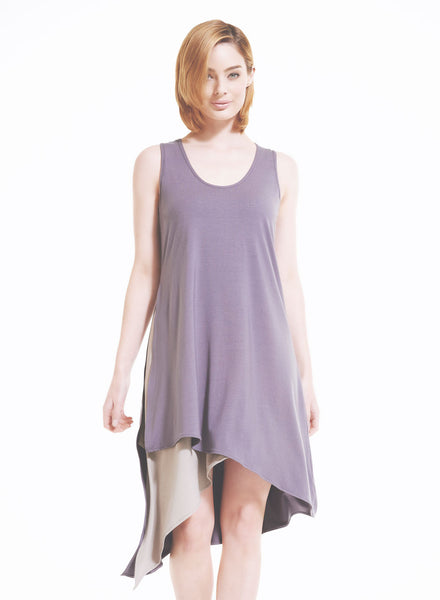 ava double layer dress (reg. price $96.00 Final Sale price $28.80)