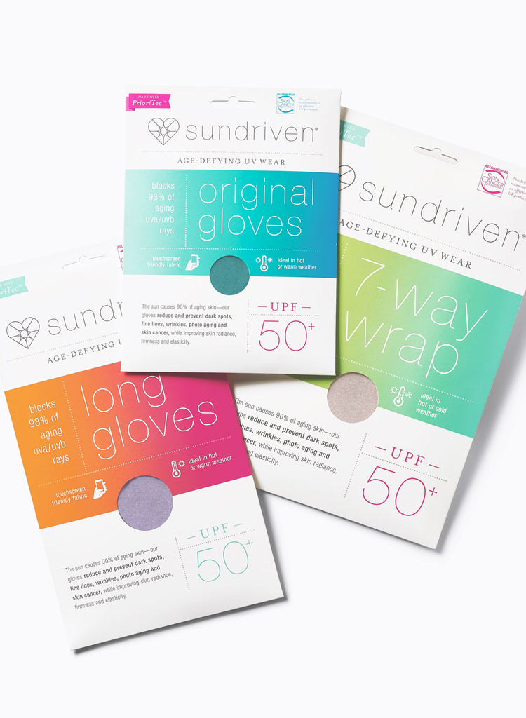 sundriven basic UPF 50+ collection gift set (Pre-Order, Delivery November 1st)