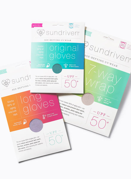 sundriven basic UPF 50+ collection gift set (Pre-Order, Delivery Aug 1st)