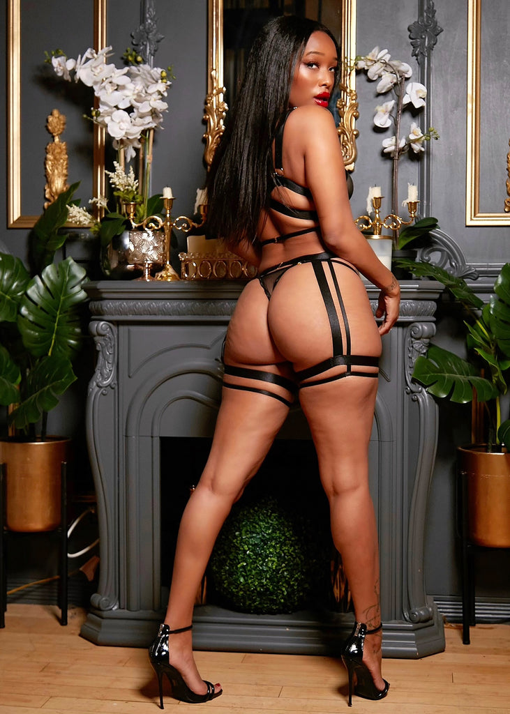 EBONY SET - Little Kitten