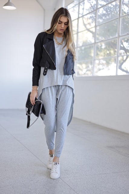 Harley Pants - Grey