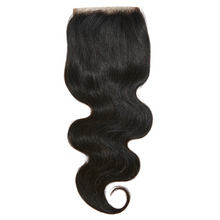 "Load image into Gallery viewer, 18"" 20"" 22"" + 16"" Closure Body Wave Bundle Deal - Harlem Hair Company"