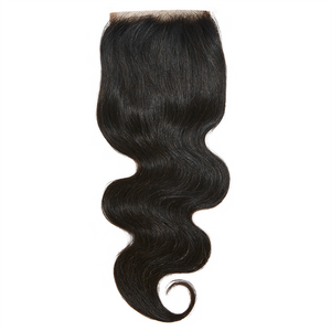 "16"" 18"" 20"" + 16"" Closure Body Wave Bundle Deal 2 - Harlem Hair Company"