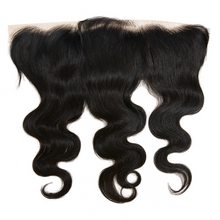 "Load image into Gallery viewer, 18"" 20"" 22"" + 18"" Frontal Body Wave Bundle Deal - Harlem Hair Company"