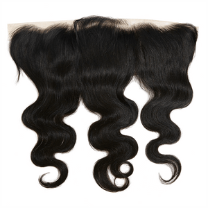 Virgin Brazilian Body Wave Frontal 18 - Harlem Hair Company