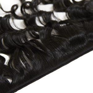 Virgin Brazilian Loose Deep Wave Bundle - Harlem Hair Company