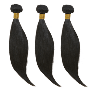 "14"" 16"" 18"" Straight Bundle Deal - Harlem Hair Company"