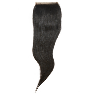Virgin Brazilian Straight Closure  16 - Harlem Hair Company