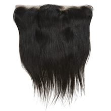 "Load image into Gallery viewer, 18"" 20"" 22"" + 16"" Frontal Straight Bundle Deal - Harlem Hair Company"