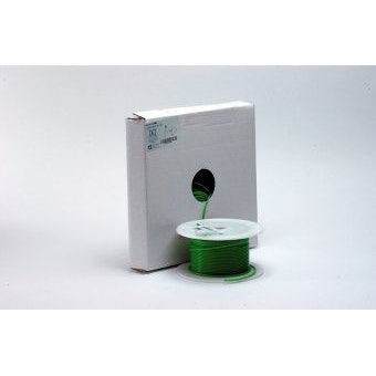 "Supply Tubing, 1/8"", Poly Green - DCI 1204B - Avtec Dental"