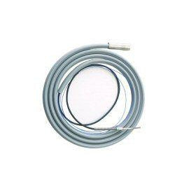 Fiber Optic Tubing w/ Ground Wire, 6' Tubing, 8' Bundle, Gray - DCI 451 - Avtec Dental