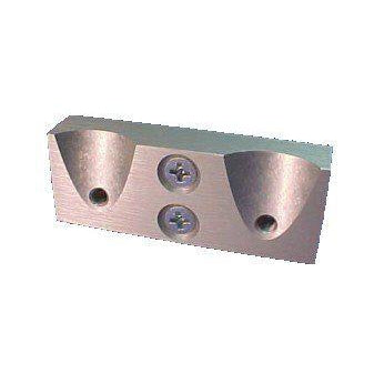 Holder Bracket, 2-Position, Aluminum - DCI 5932 - Avtec Dental