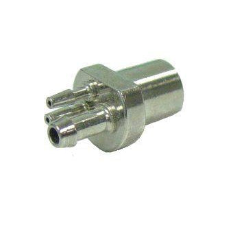 3-Hole Metal Connector - DCI 0121 - Avtec Dental