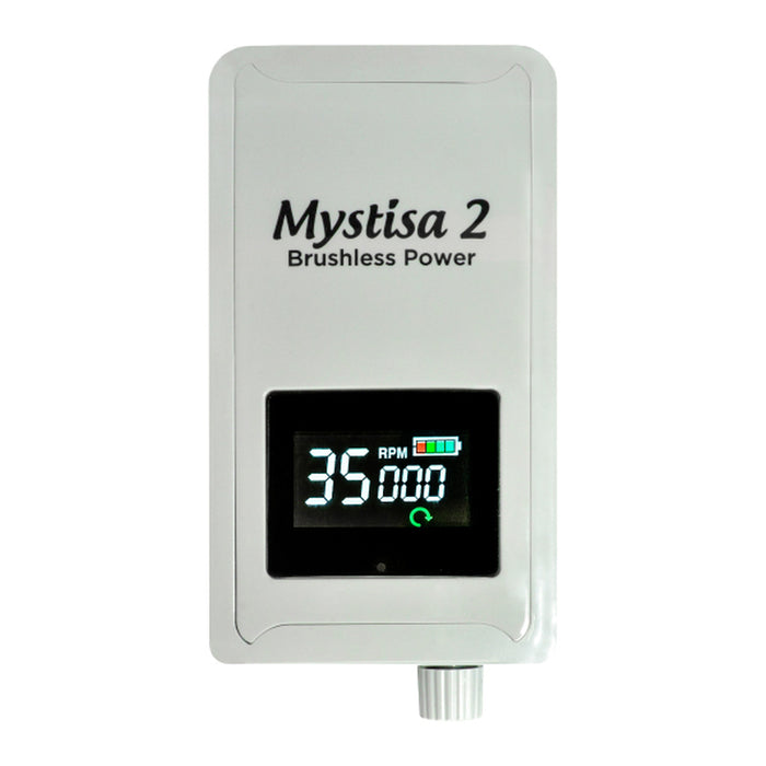 Mystisa 2 Digital Controller in Gray - Avtec Dental