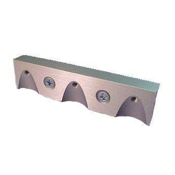 Holder Bracket, 3-Position, Aluminum - DCI 5933 - Avtec Dental