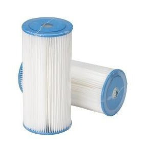 "Water Filter Element, 4 1/2 x 10"", 20 Micron, 1"" to 1-1/2"" Housing - DCI 2076 - Avtec Dental"
