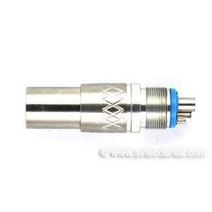 Dentex MCL Fiber Optic Swivel Coupler - Avtec Dental