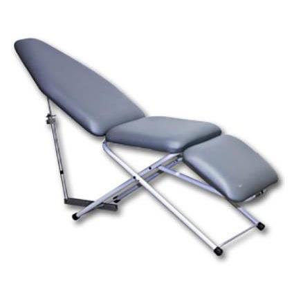 UltraLite Portable Patient Chair with Scissors Base - Avtec Dental