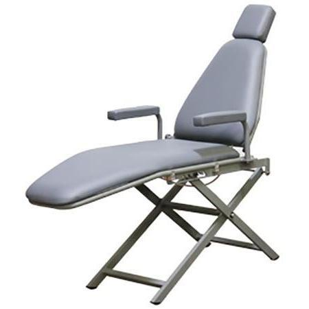 Basic Portable Patient Chair with Scissors Base - Avtec Dental