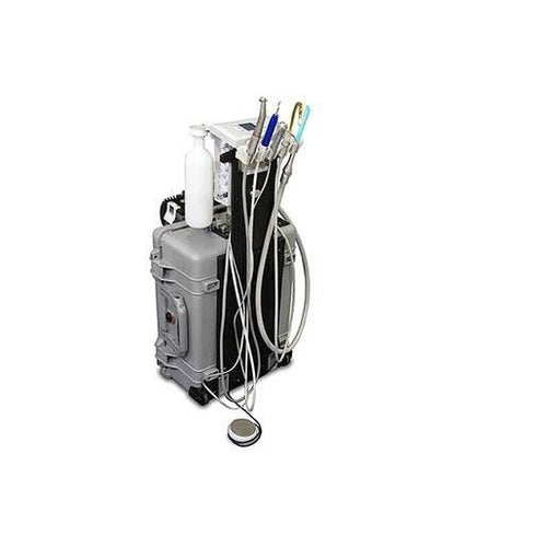 Aseptico Transport III Portable Dental Unit - Avtec Dental