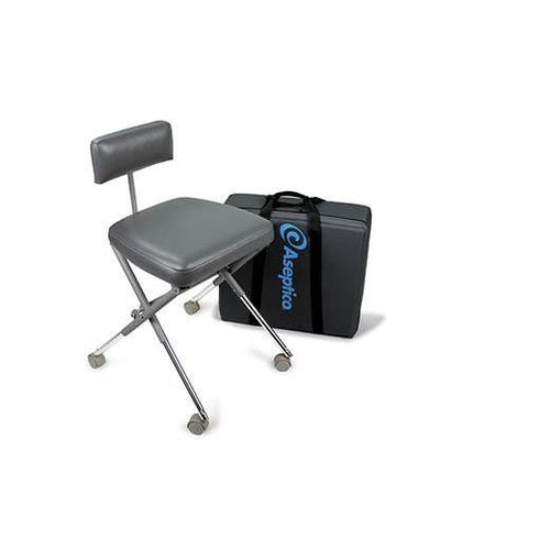 Aseptico Portable Operator's Stool - Avtec Dental