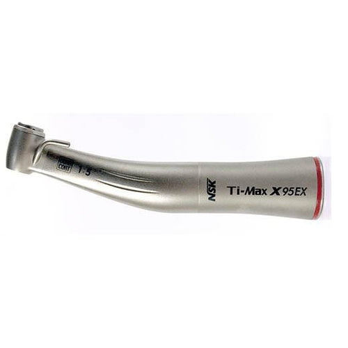 Aseptico AHP-71TI-X 1:5 High Speed Contra Angle Dental Handpiece - Avtec Dental