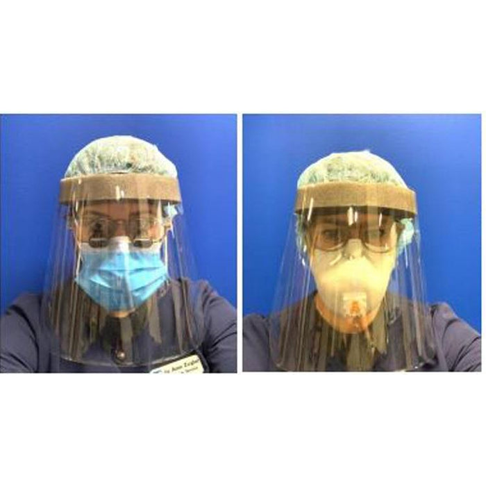 Dental Face Shield (Pack of 10)