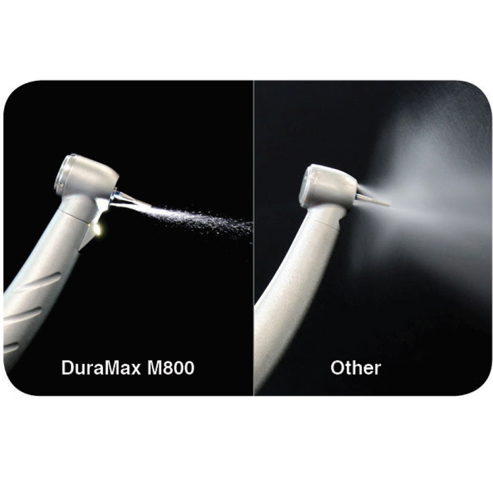 Beyes DuraMax M800-NS Aerosol Reduction High Speed - Avtec Dental